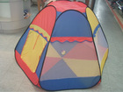 colorful inflatable camping tent for children