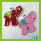 Lovely Reds&Pinks Calf Elephant Alloy Small Accessories(ACH035)