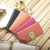 2012 New fashion wallets ladies with PU leather 055