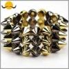 Fashion Cone Bead Plastic Bracelet