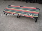 Folding pet bed