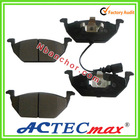D768 Brake Pads For AUDI,VW,SKODA,SEAT