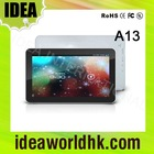 7 inch super slim android tablet pc