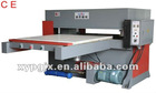 Single-side feeding hydraulic plane press