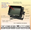 Digital TFT-LCD Monitor for car rearview system