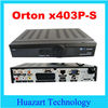 Orton X403p receiver HD DVB-S2 ORTON 403p HD satellite receiver with ALI3602 solution