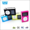 Clip MP3 Player With Speaker
