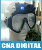 720P Diving Mask Camera(40m waterproof)