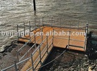 Frp Molded grating, used on the shipyard, chemical plante,ect.