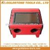 150L 40gallon portable industrial sandblasting cabinet machine Rohs proved