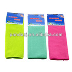 32 x 33cm microfiber cleaning cloths, available in various colors