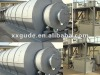 5th generation tyre recycling pyrolysis plant