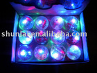 2012 best-selling LED flashing bouncing ball toys
