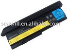 Laptop battery replacement for ThinkPad X200 Series 42T4534