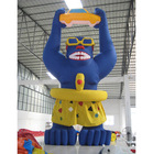 inflatable character shape/inflatable cartoon/inflatable animal gorilla/replica/model/inflatable mascot/advertising gorrilla