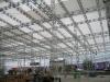 Aluminum roof truss