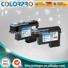 High quality Printer head 72 for Hp T610/770/1100/1200/2300 printer