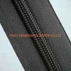 No.10 nylon long chain zipper