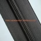 No.10 nylon long chain zipper