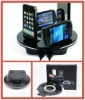 mobile charging station for iphone,ipad,mobile phone,PSP,MP3