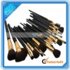 Cheap 32 Pcs Professional Makeup Brush Set With Free Bag