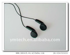 Hot !!! Black digital earphone for MP3