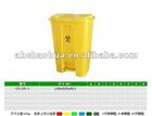 28L Street Plastic Garbage Bin