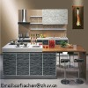Kitchen Cabinet with Water-proof Acrylic Kitchen Cabinet Door