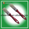 BIBER TYPE PAINT BRUSE WITH RED PLASTIC HANDLE (PB-0022)