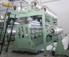 High-speed double needle bar knitting machine
