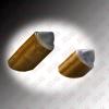 Horizontal bits welding teeth