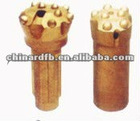 button bits,rock drilling