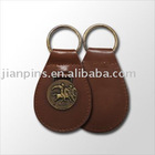 High Quality Leather Key Fob with low cost