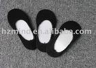 Women's nylon/polyester/spandex ship socks, boat socks
