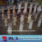 Garden stone vases