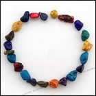 new wholesale and hot sale Natural colored Irregular Loose Gemstone Turquoise Beads 110581