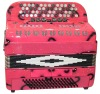BAC-F9603 button accordion