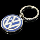 VW auto badges keytag keyring keychain