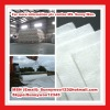 100% virgin 650g PET long fiber white geo textile