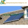 pressurized solar collector
