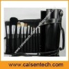 wooden cosmetic brushes set bs-138