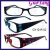women Plastic reading glasses with Various colors Accept small QTY order