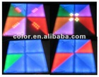 perfect hotsale led RGB dance floor