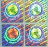 2012 custom id hologram sticker/comprehensive security hologram label