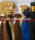 more available high quality Chinese remy hair prebonded/keratin hair extension