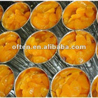 canned mandarin orange segment in syrup