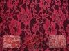 Jacquard Lace with Metallic