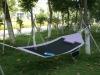 Folding outdoor hanging hammock V-HAM-1-012
