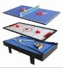 Mini Multi Game Table 3 IN 1