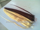 human hair 0.8g/stand mirco ring/mirco loop hair extension